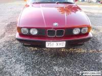 1991 BMW 525i E34 M50