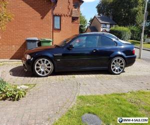 2003 BMW E46 M3 Coupe SMG, 101k, 3 previous owners for Sale