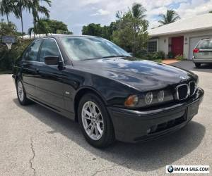 2003 BMW 5-Series 525i for Sale