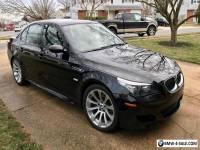 2008 BMW M5 4D Sedan