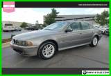 2003 BMW 5-Series 525iA for Sale