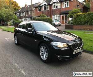 2010 BMW 5 Series F10 530d SE Auto 8 speed 4dr 242 BHP Diesel 61182 miles for Sale