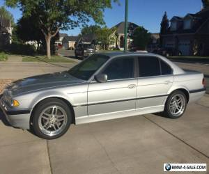 2001 BMW 7-Series for Sale