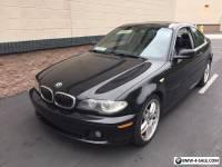 2004 BMW 3-Series Base Coupe 2-Door