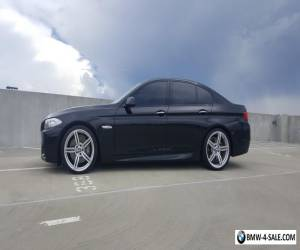 2011 BMW 5-Series Black for Sale