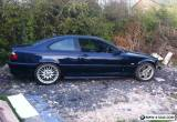 bmw 330ci m sport. runs starts fine, repairable damage for Sale