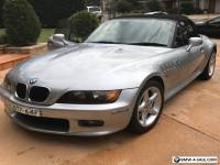 BMW Z3 1998 AUTO SILVER 6CYL