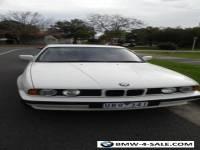1989 BMW 525i E34 M50