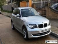 2009 BMW 1 SERIES CAT C
