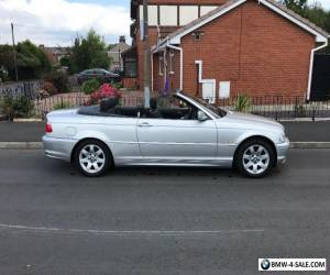 bmw 3 series convertible 2003 for Sale