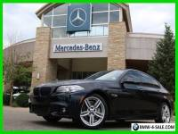 2015 BMW 5-Series 535i xDrive Sedan