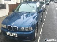 BMW 530d 2000
