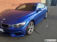 2014 BMW 4-Series xDrive M Sports Package 1 & 2