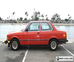 1980 BMW 3-Series for Sale