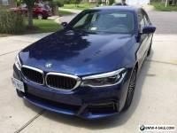 2017 BMW 5-Series M Sport