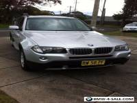 BMW X 3 2008 3.0si