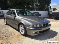 2002 BMW E39 525i M-SPORT Possibly best one in Australia.