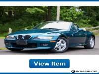 1999 BMW 3-Series Roadster Convertible 2-Door