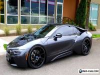 2015 BMW i8 2015 with only 976 Miles 1 Owner MSRP $148,295