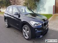 BMW X1 F48 2016 M-Sport Beautiful Car       (mecedes, porche, Nissan)