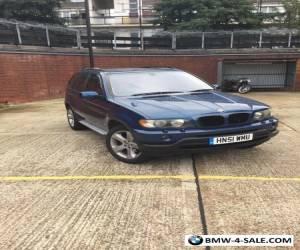 2001 BMW X5 3.0 d sport diesel suv  for Sale