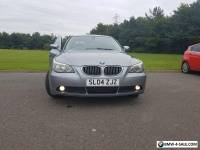 BMW 5 Series E 60 520i 2004.
