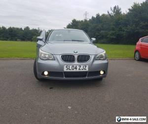 BMW 5 Series E 60 520i 2004. for Sale