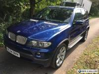 2004 BMW X5 E53 4.8is V8 Petrol