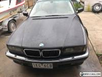 1998 BMW 7 Sedan 750iL 5.4L V12 Engine