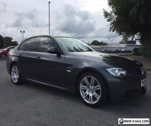 2006 BMW 318i M SPORT, SALOON, GREY, M SPORT, HPI CLEAR, FULL HISTORY for Sale