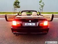 2000 BMW 330 Black - Soft Top Convertible Tourer -Auto -