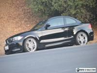 2012 BMW 1-Series M-SPORT