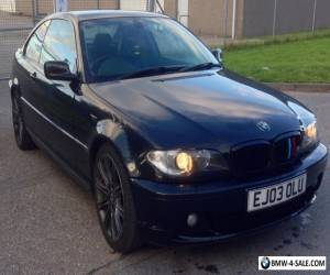 BMW 330ci Coupe 2003 228 BHP black / READY TO DRIVE! for Sale