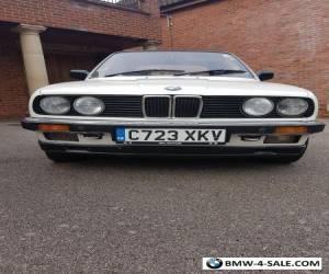 BMW E30 323i BAUR VERY RARE!!!! for Sale