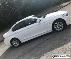 BMW 520D SE 5 SERIES DIESEL WHITE for Sale