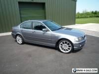 2004 BMW 320 2.0I AUTO SE Petrol 96,000 Miles  F.S.H