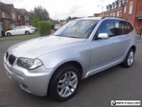 2008 BMW X3 2.0 20d M Sport 5dr 4X4 FULL SERVICE HISTORY DIESEL AMAZING CAR