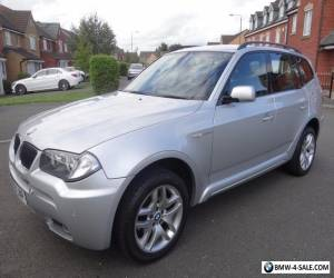 2008 BMW X3 2.0 20d M Sport 5dr 4X4 FULL SERVICE HISTORY DIESEL AMAZING CAR   for Sale