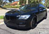 2015 BMW 7-Series 740i for Sale