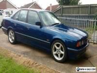 Classic 5 series BMW sport 2.5l