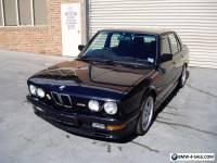 BMW M5 1985 ( Clone ) 528i