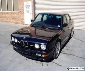 BMW M5 1985 ( Clone ) 528i for Sale