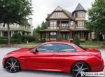 2015 BMW M4 M4 2-door convertible for Sale