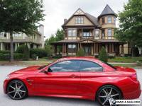 2015 BMW M4 M4 2-door convertible