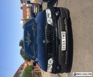 BMW X5 2 previous owners just had full service and 3 new tyres for Sale