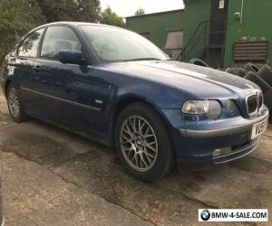 BMW Compact 325ti for Sale