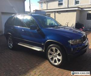 2006 06 PLATE BMW X5 3.0 DIESEL M SPORT LE MANS EDITION for Sale