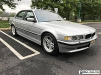 2001 BMW 7-Series SPORT