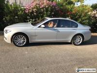 2013 BMW 7-Series Exec Package, Individual Comp