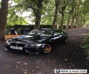 bmw m3 frozen black for Sale